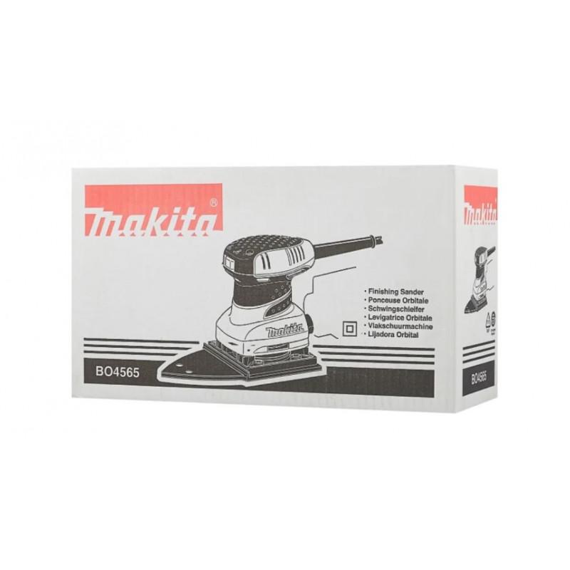 Вибрационная шлифмашина Makita BO 4565-2