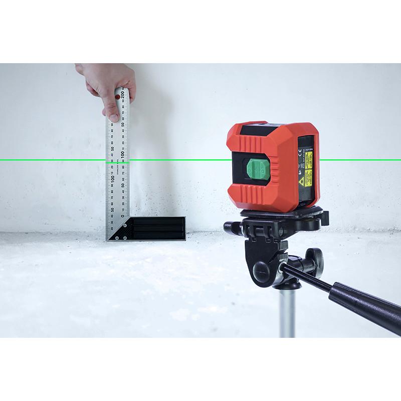 Лазерный нивелир CONDTROL QB Green-2