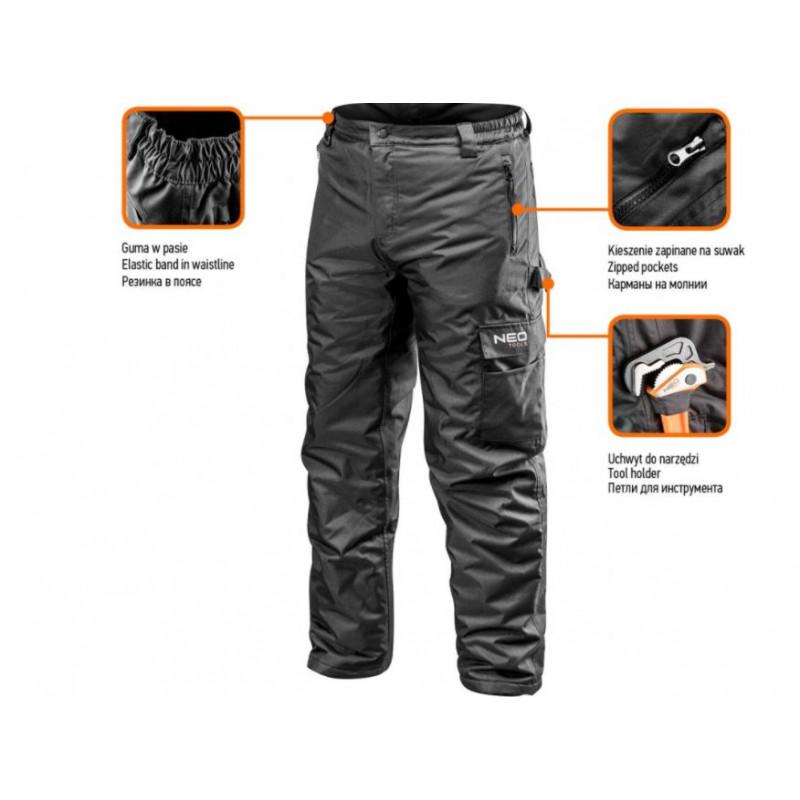 Утепленные брюки NEO Oxford 81-565-L-1