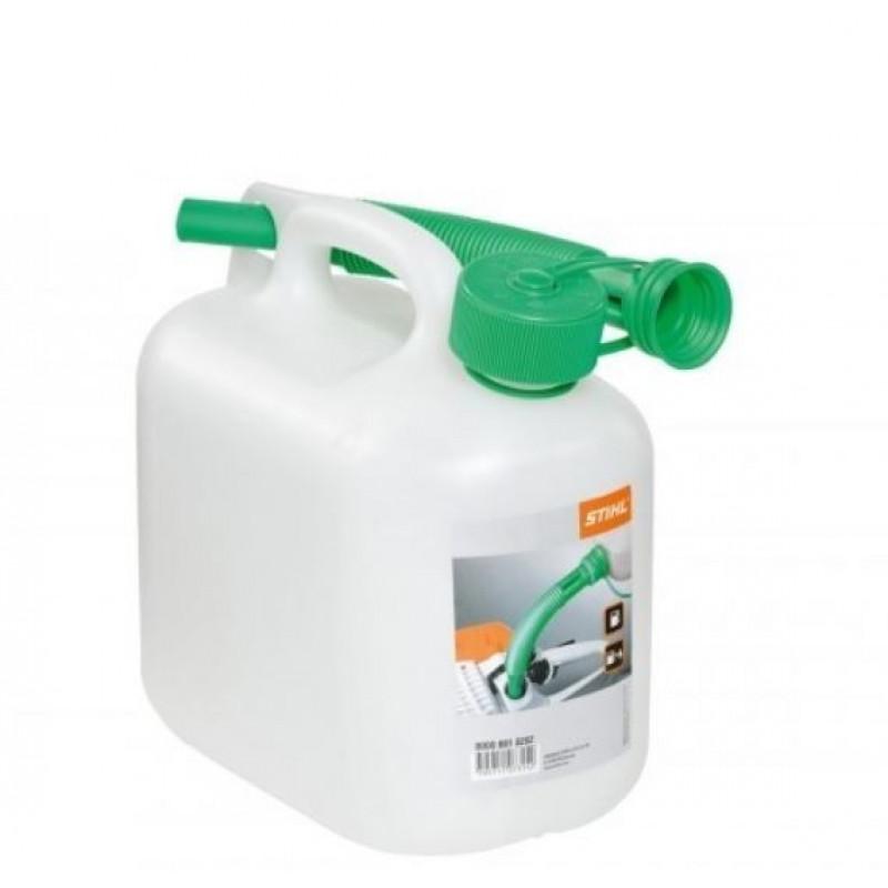 Канистра для бензина прозрачная STIHL 3 л