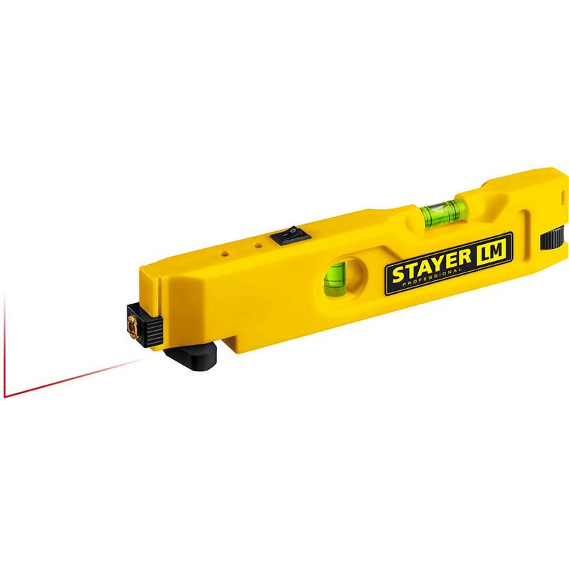 Лазерный уровень STAYER LM