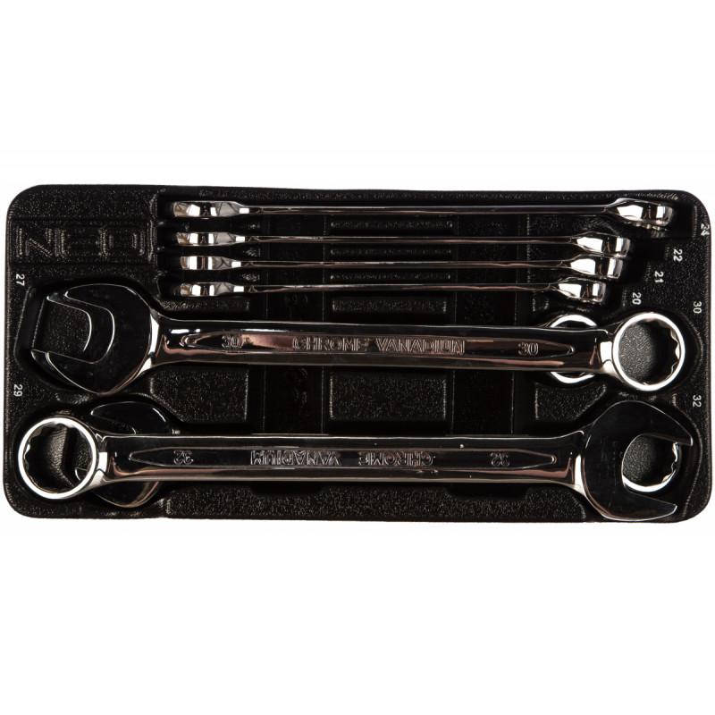 Набор комбинированных ключей 20-32 мм NEO 84-235-1