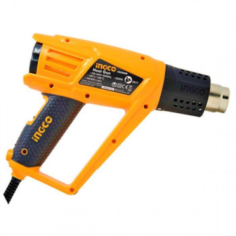 Фен строительный INGCO HG20008.2-2