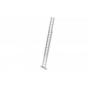 Двухсекционная лестница универсальная ПРОФИ 2х15 ст