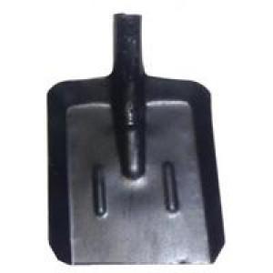 Лопата совковая подборная с ребрами жесткости на лезвии 1,5 мм ЛСП