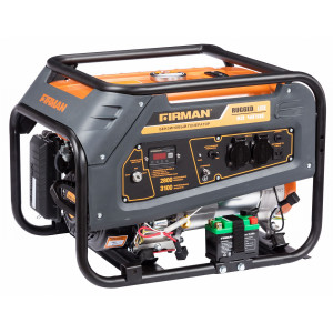 Генератор бензиновый FIRMAN RD4910E 2,8/3,1 кВт, стартер