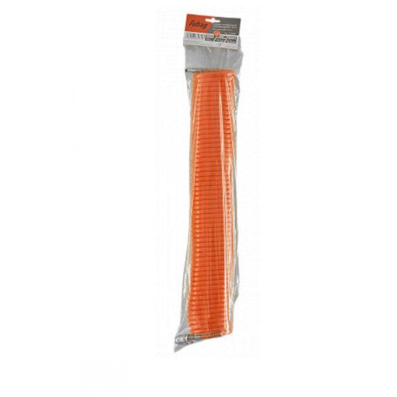 Шланг Fubag 170206 спиральный с фитингами рапид, полиамидный (рилсан), 15 бар, 8x10 мм, 15 м
