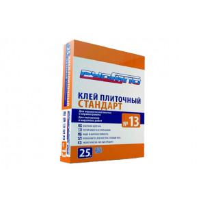 Клей Плиточный РусГипс Стандарт № 13, 25 кг
