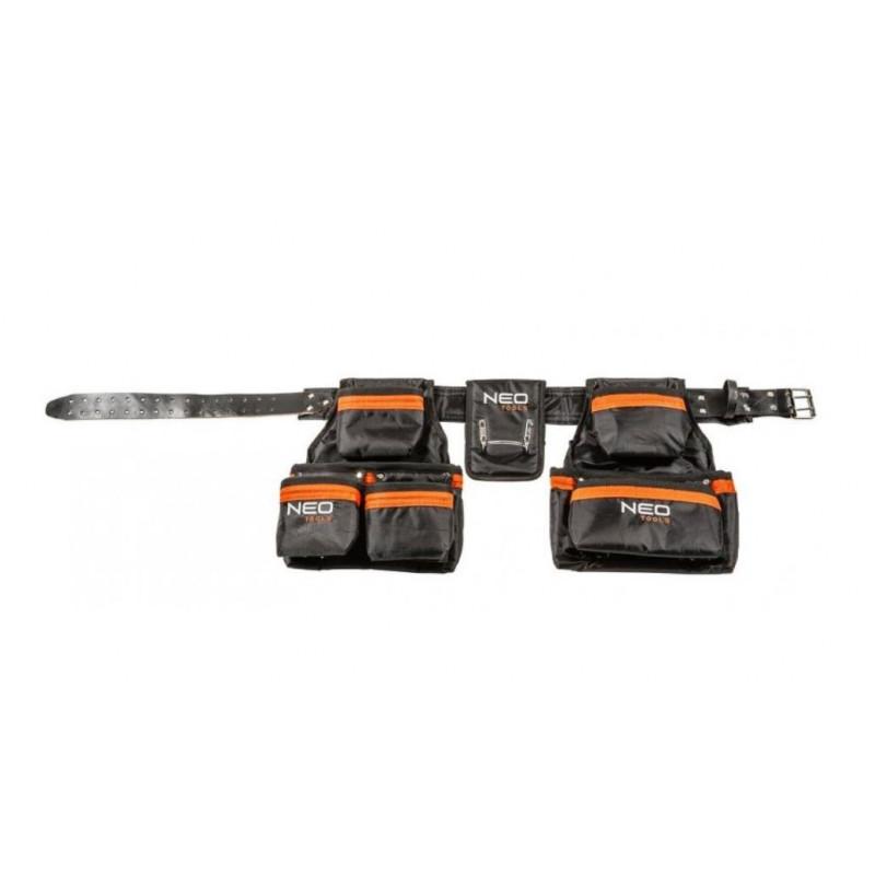 Пояс для инструмента 12 карманов NEO 84-330