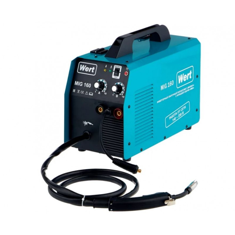 Сварочный аппарат WERT MIG/MAG MIG 160
