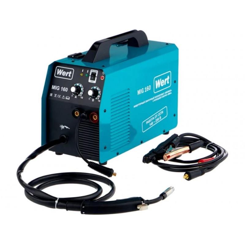 Сварочный аппарат WERT MIG/MAG MIG 160-2