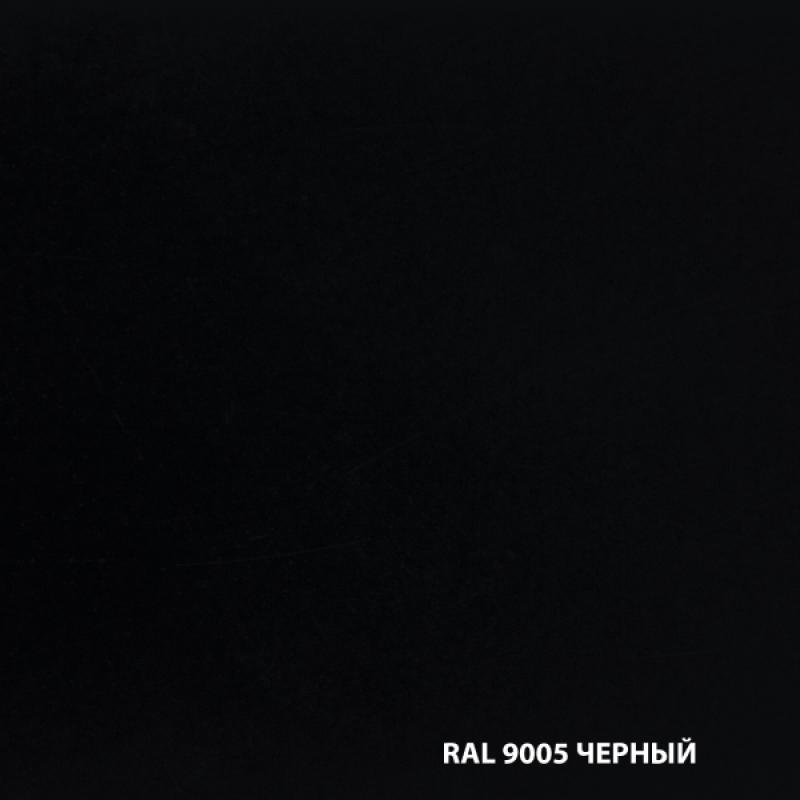 Грунт-эмаль по ржавчине Dali 3 в 1 черная RAL 9005 2 л-1