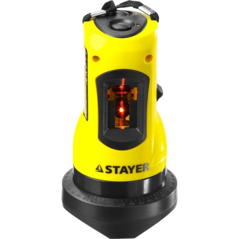 Лазерный нивелир STAYER SLL-1-2