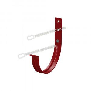 Держатель желоба карнизный Металл Профиль D150х165, вишневый (P363)