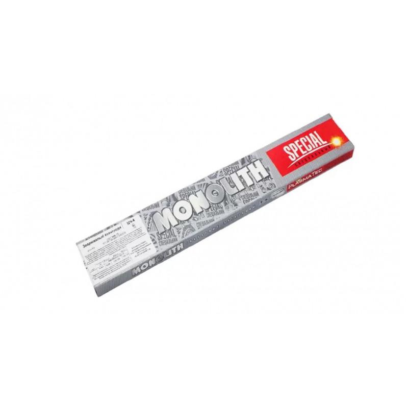 Электроды Монолит ЦЧ-4 д. 3.0 мм, 1.0 кг, чугун