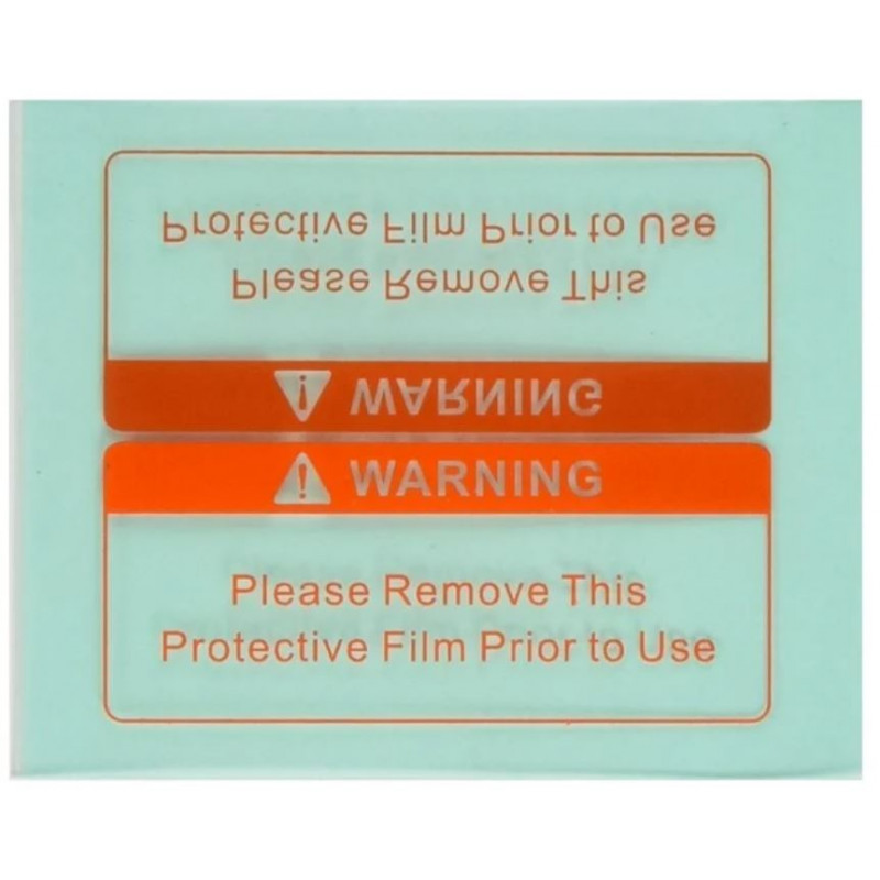 Стекло для маски сварщика OPTIMA 4-13 VISOR внешнее 120.7х106.5 мм Fubag 38610