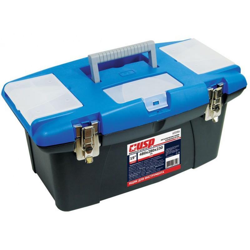 Ящик для инструментов 480х280х230 мм, USP 65586