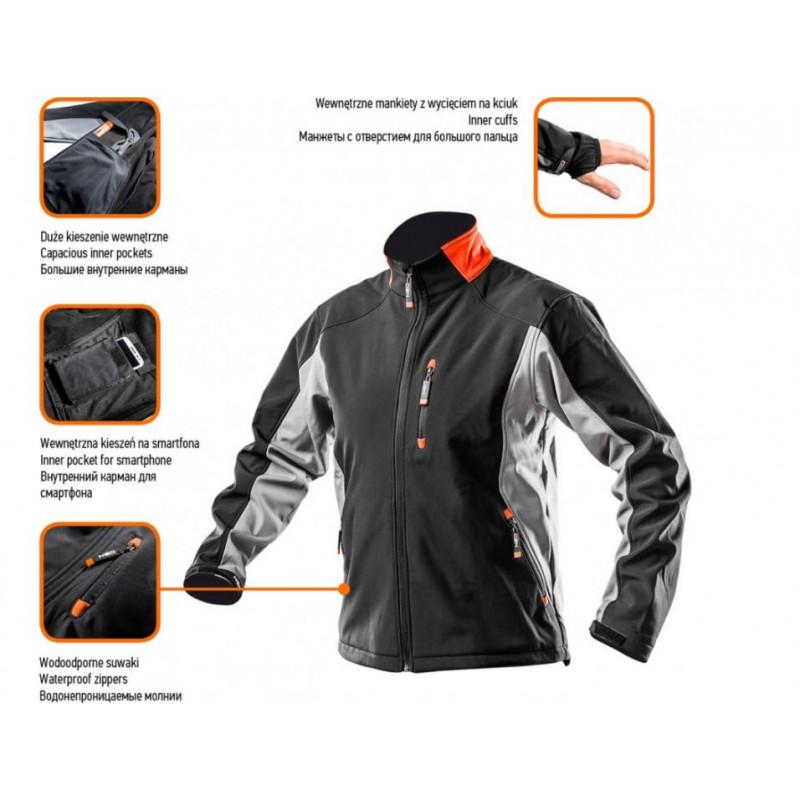 Трикотажная блуза NEO 81-555-M-1