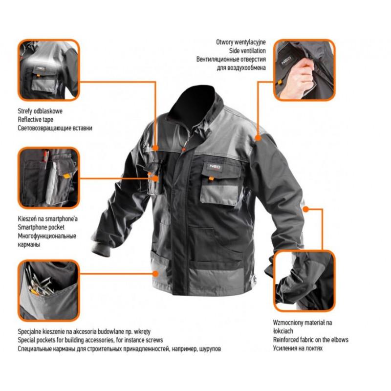 Рабочая блуза NEO L/54 81-210-LD-1