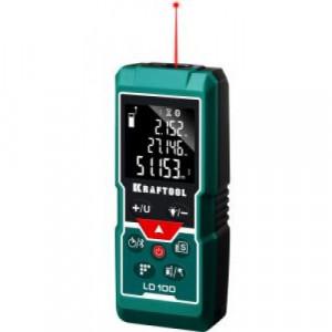 Дальномер лазерный KRAFTOOL LD-100 34765