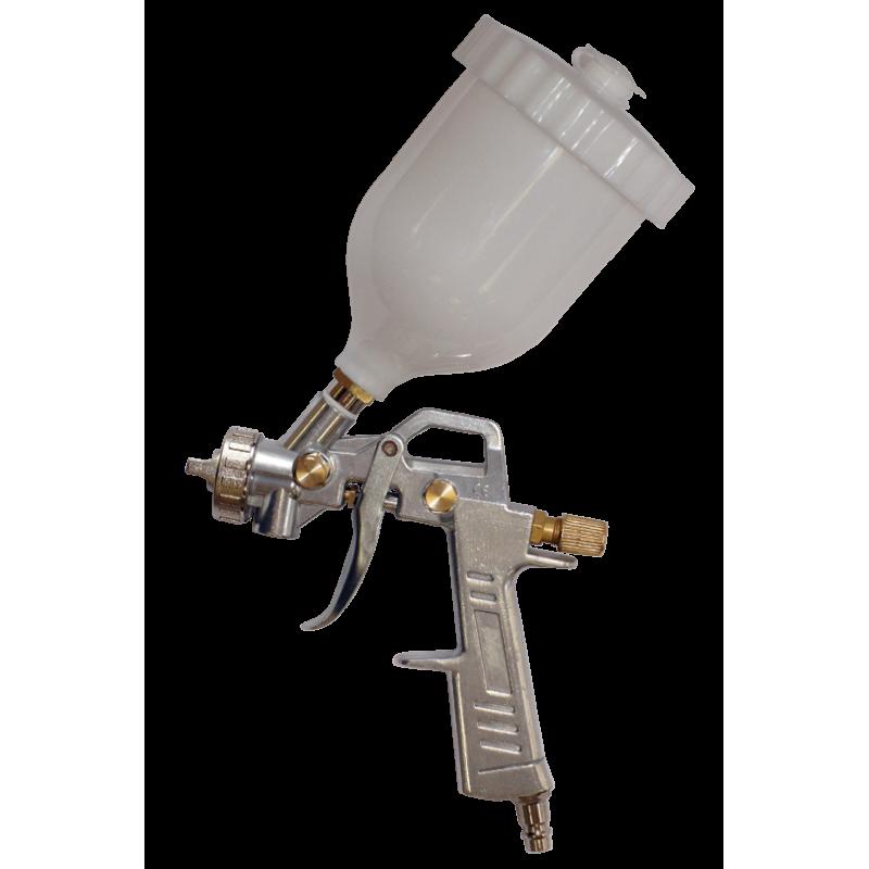 Краскораспылитель Fubag BASIC G600/1.5 HP c верхним бачком-1