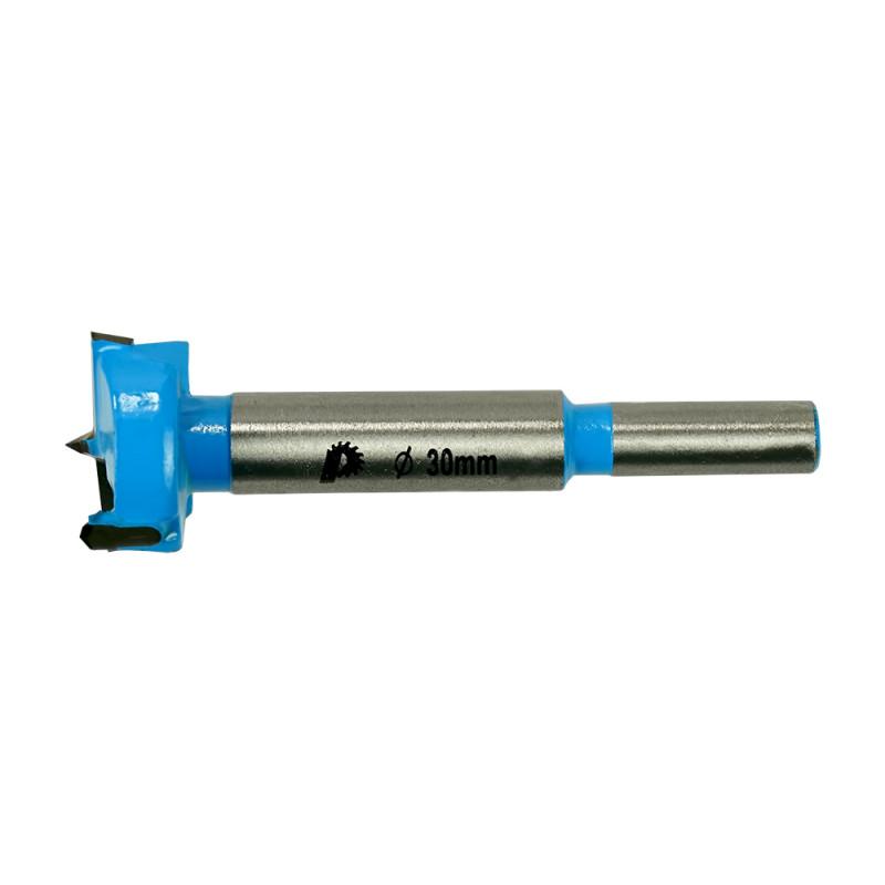 Сверло петельное Форстнера ПРАКТИКА 30 мм, твердосплавное (918-627)-1