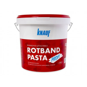 Шпаклевка финишная Кнауф Ротбанд Паста Профи, 5 кг