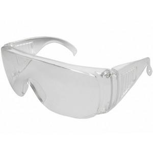 Очки защитные открытый тип прозрачный корпус и дужки USP 12226-1