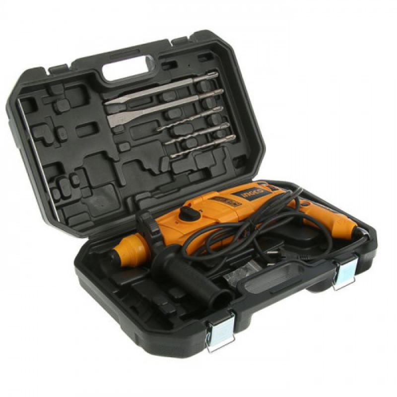 Перфоратор SDS-plus 800 Вт INGCO RGH9018-1