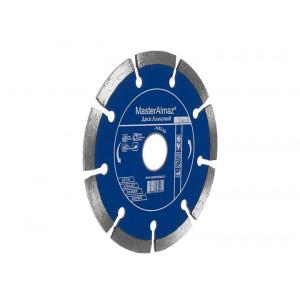 Диск алмазный МастерАлмаз standart (тип В) 115х7х22,23 по бетону, сегментный