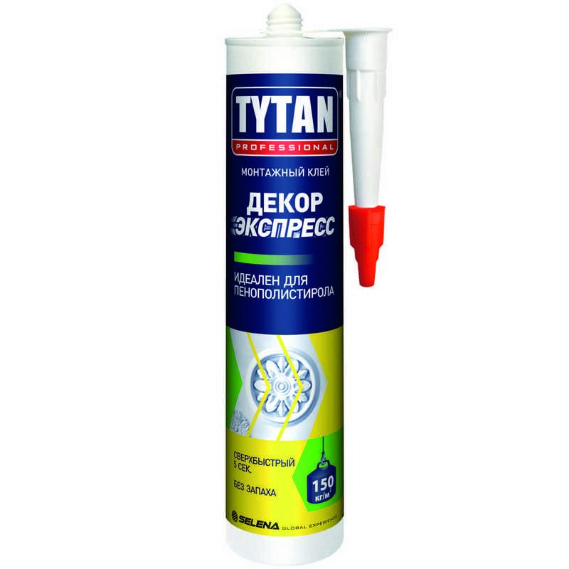 Клей монтажный Tytan Professional  Декор Экспресс 310 мл