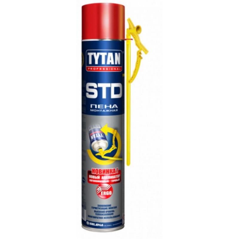 Пена монтажная Tytan Professional STD ЭРГО 750мл