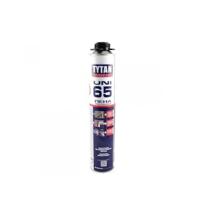 Пена профессиональная Tytan Professional 65 UNI 750 мл