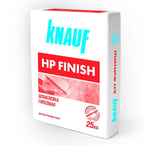 "Шпаклевка ""HP-Finish"""" Гипсовая Кнауф 25 кг"