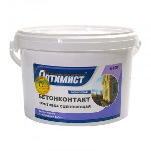 Бетоноконтакт ОПТИМИСТ 12 кг