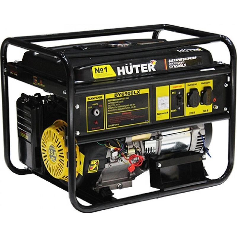 Генератор HUTER DY-6500ХL (64/1/7)