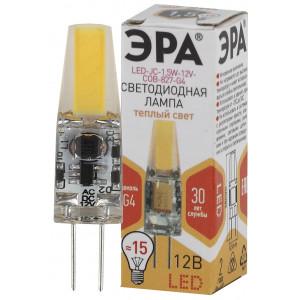 1,5Вт G4 LED 6500K Эра 12V лампа