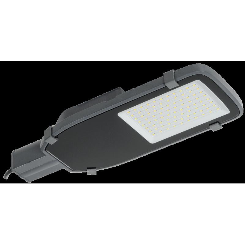 Светильник светодиодный консольный ДКУ 1002-50Д 5000К IP65 серый IEK