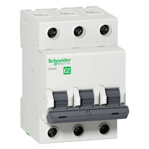 Schneider Electric 3P 10A авт. выкл.