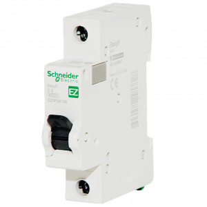 Выключатель авт.  Schneider Electric 1P  6A