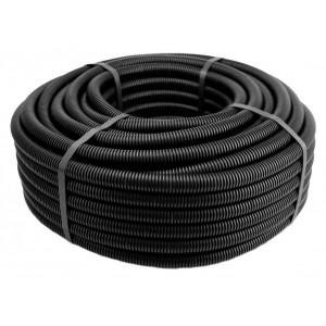 Гофра ПНД 16 черная Т-Пласт