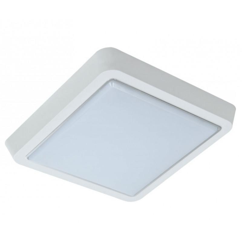 Светильник LED 20Вт квадрат 6000К (SL)LEEK