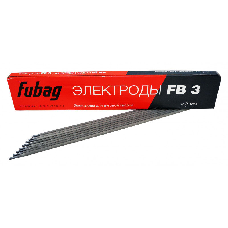 "Электроды  ""Fubag""д.3,0мм (0.9кг)"