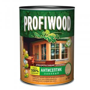 Антисептик лаковый красное дерево Profiwood 0.7кг