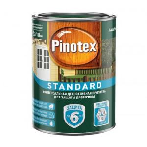 Пропитка Pinotex Standart (0.9) Красное Дерево