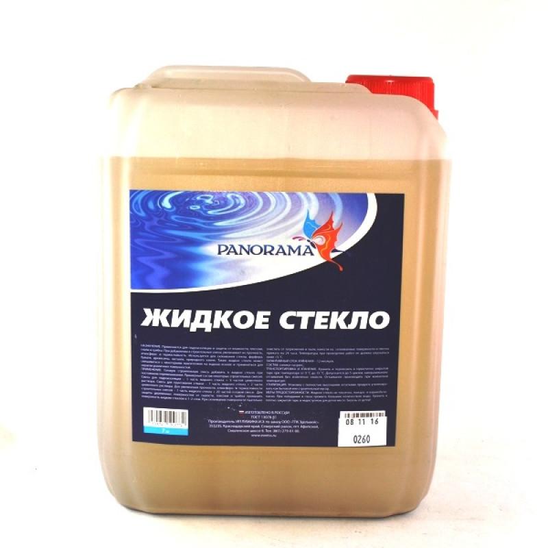 Жидкое стекло PANORAMA 3,8кг