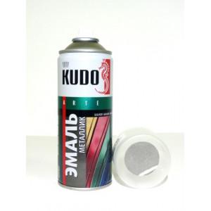 Аэрозоль KUDO KU-1026 Серебро Металик