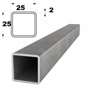 Труба профильная  25х25 х2,0   ( 6,0;  м) Север-Сталь