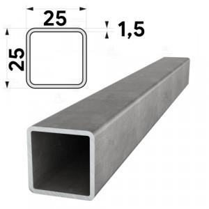Труба профильная  25х25 х1,5   ( 6,0;  м) Север-Сталь