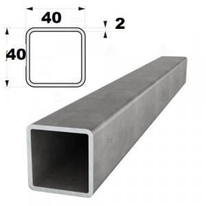 Труба профильная  40х40 х2,0   ( 6 м ) Север-Сталь